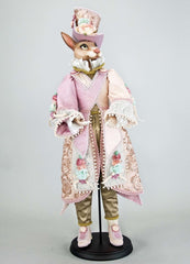 "Katherine's Collection Secret Garden Collection 32"" Secret Garden Bunny Doll Free Ship"