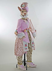 "Katherine's Collection Secret Garden Collection Life Size 54""  Bunny Rabbit Display Doll Free Ship"