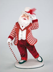 "Katherine's Collection Christmas Spectacular Collection 14"" Spectacular Santa Figurine Free Ship"