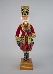"Katherine's Collection Tartan Traditions Collection 32"" Nutcracker Doll Free Ship"