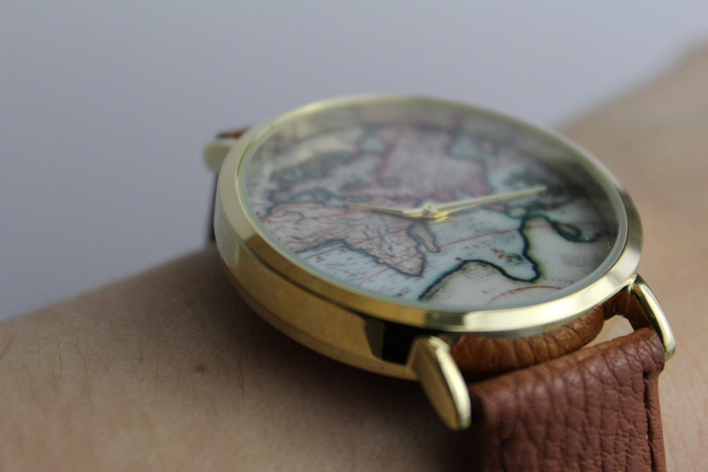 wander lust watch