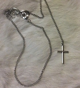 Cross with Flexible Clasp