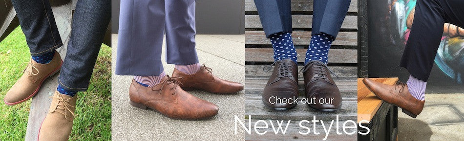 Rock My Socks - New Season Range of Men's Colourful Socks