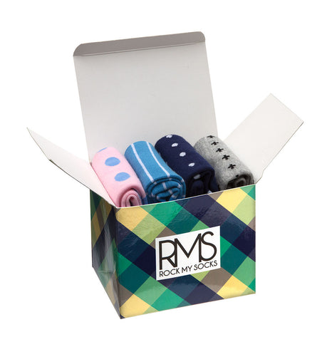 Mens Gift Box Socks