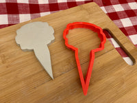 Cookie Cutter, Cheese marker or Plant stake, Clay, Pottery Tool, DIY, make your own charcuterie board