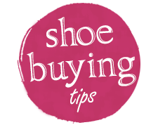 Shoe Buying Tips
