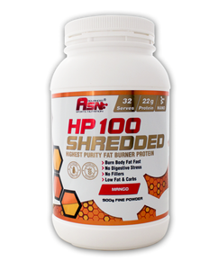 ASN SHREDDED HP 100