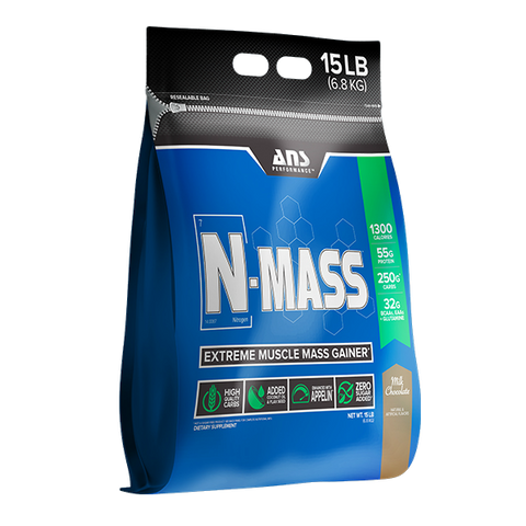 ANS PERFORMANCE N-MASS GAINER