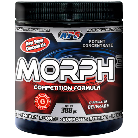 APS NUTRITION MORPH 3