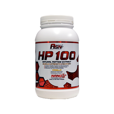 ASN HP 100 HYDROLIZED PEPTIDE WHEY PROTEIN ISOLATE