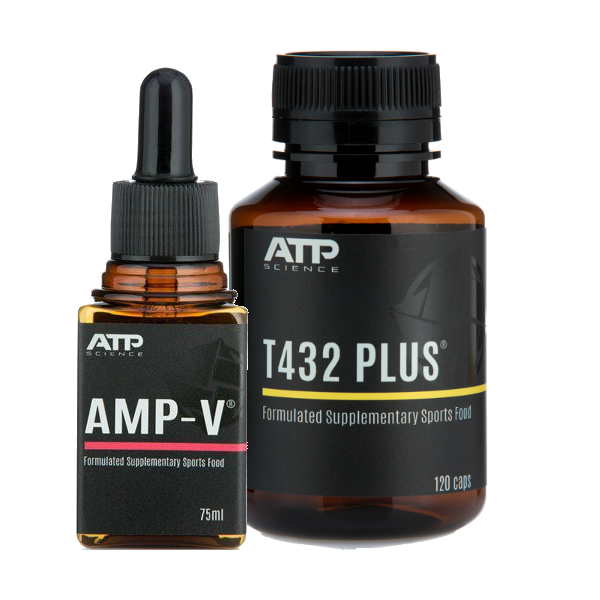 ATP SCIENCE AMPED FAT BURNING STACK