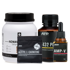 ATP SCIENCE FAT BURNING STACK