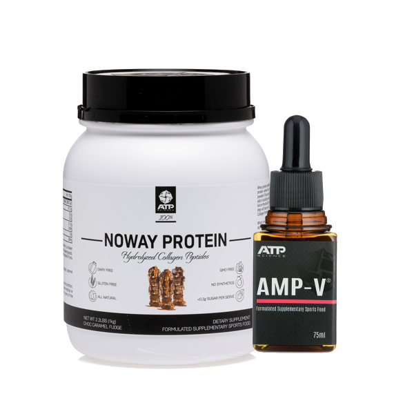 ATP SCIENCE NOWAY + AMP-V STACK