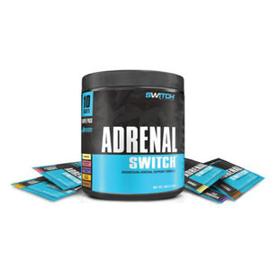 ADRENAL SWITCH ASSORTED PACKS BY SWITCH NUTRITION