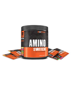 AMINO SWITCH ASSORTED PACKS BY SWITCH NUTRITION