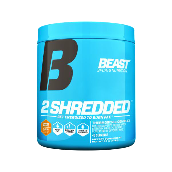BEAST SPORTS 2-SHREDDED