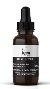 BPM Labs HEMP CB2 Oil 30ml
