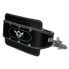 MANI SPORTS LEATHER DIPPING BELT
