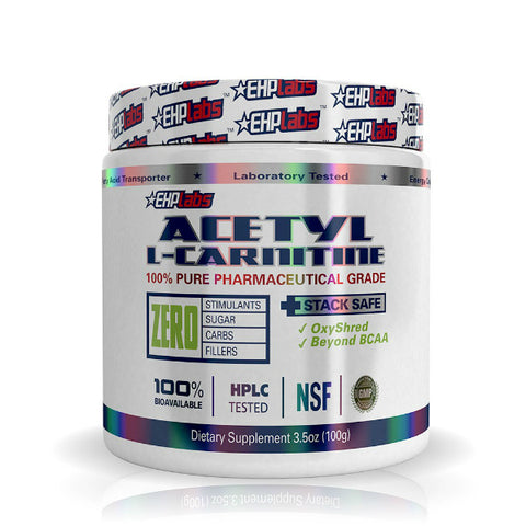EHPlabs ACETYL L-CARNITINE 100G
