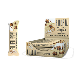 FULFIL NUTRITION PROTEIN BARS 15 PK