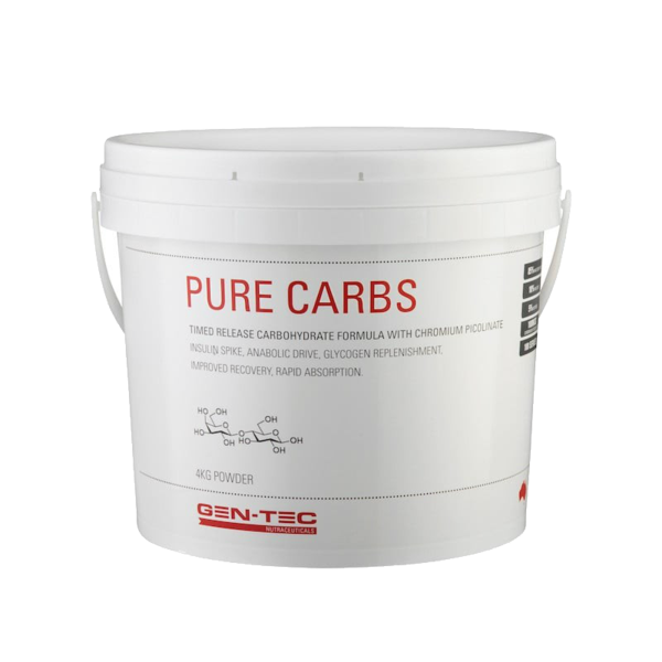 GENTEC PURE CARBS