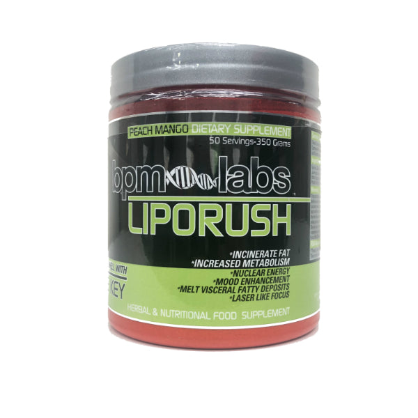 BPM LABS LIPORUSH (ORIGINAL FORMULA - PAST DATE)