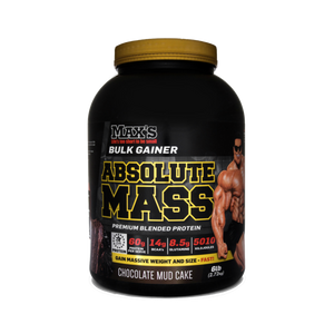 MAX'S ABSOLUTE MASS GAINER