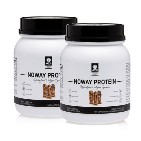 100% NOWAY HCP PROTEIN BY ATP SCIENCE STACK