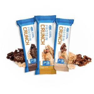 OPTIMUM NUTRITION PROTEIN CRUNCH BAR 12 PK