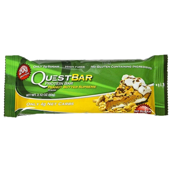 QUEST PROTEIN BARS 12PK
