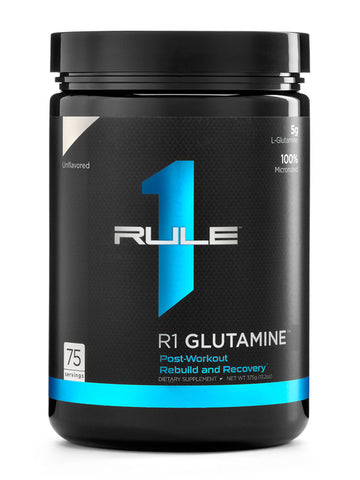 RULE 1 GLUTAMINE