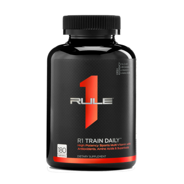 RULE 1 TRAIN DAILY MULTIVITAMIN