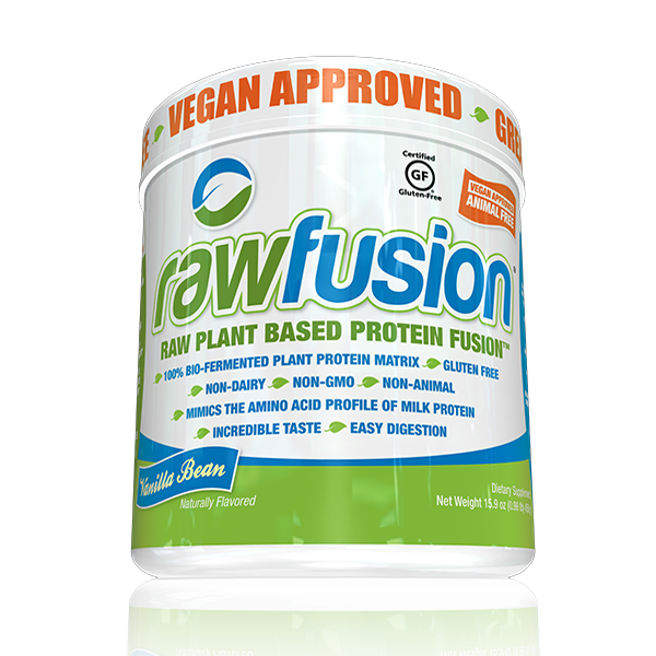 SAN NUTRITION RAW FUSION VEGAN PROTEIN