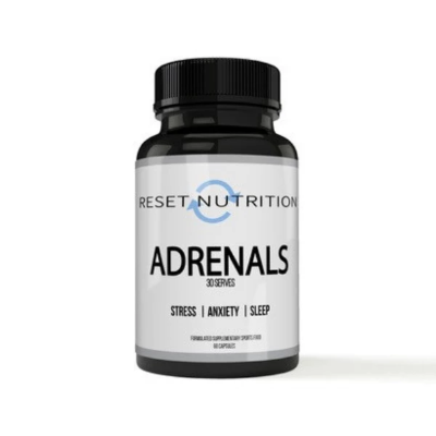 Reset Nutrition Adrenals 60 Cap