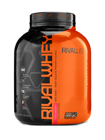 RIVALUS RIVALWHEY PROTEIN