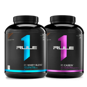 RULE 1 WHEY PROTEIN/CASEIN STACK