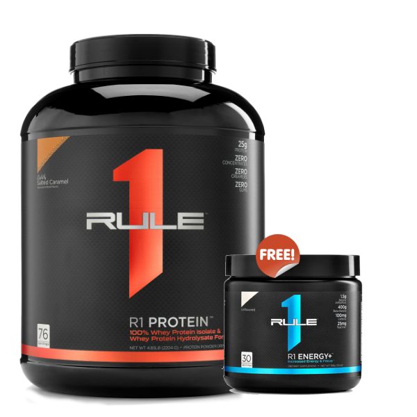 RULE 1 WHEY PROTEIN ISOLATE