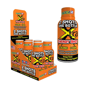 STACKER 2 EXTREME ENERGY SHOT 12 PACK