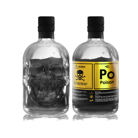TF7 POISON LIMITED EDITION GLASS PRE-WORKOUT