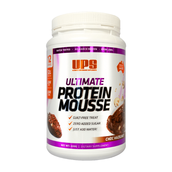 UPS PROTEIN MOUSSE