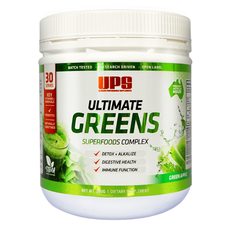 UPS ULTIMATE GREENS SUPERFOOD COMPLEX