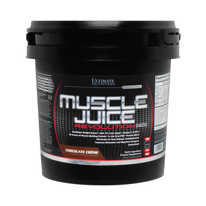 ULTIMATE NUTRITION MUSCLE JUICE EVOLUTION MASS GAINER