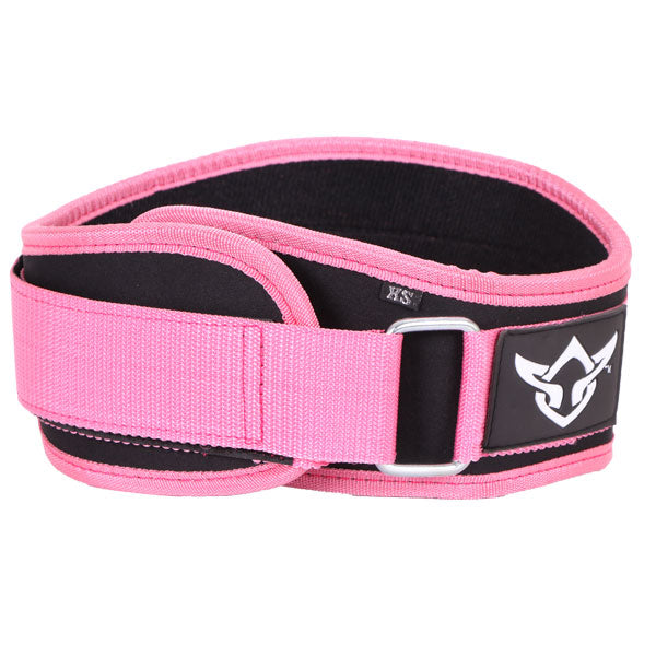 "MANI SPORTS SYNTHETIC 4"" WEIGHTLIFTING BELT"