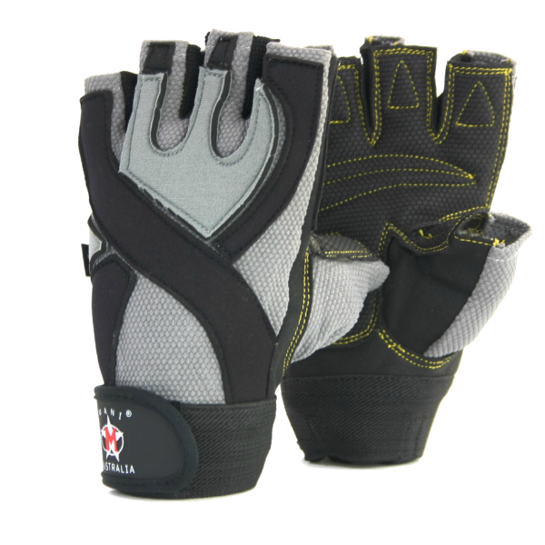 MANI SPORTS XCROSSFIT WEIGHTLIFTING GLOVES