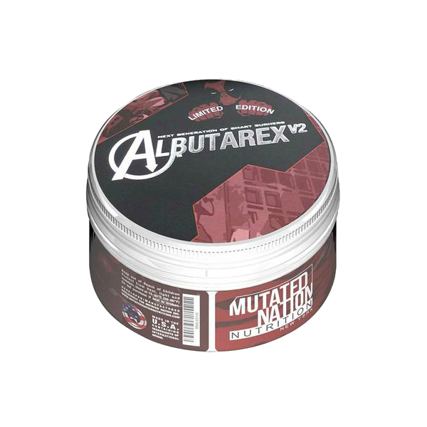 MUTATED NATION ALBUTEREX V2