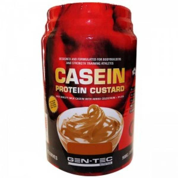 GEN-TEC CASEIN CUSTARD (ORIGINAL VERSION)