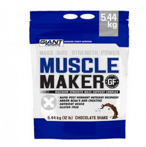 GIANT SPORTS MUSCLE MAKER 12LBS