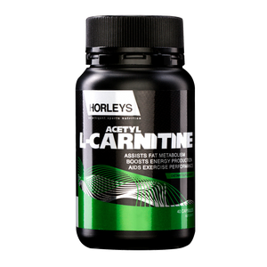 HORLEYS ACETYL L CARNITINE CAPSULES