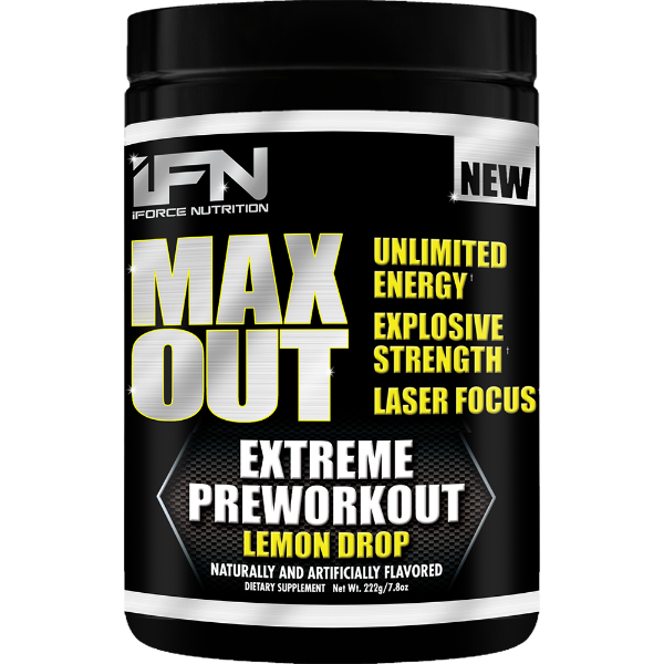 IFORCE NUTRITION MAX OUT