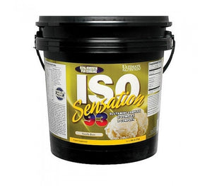 ULTIMATE NUTRITION ISO SENSATION WHEY ISOLATE